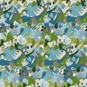 web diseño australiano azules y verdes big