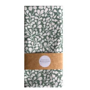 WEB verde hojas blancas